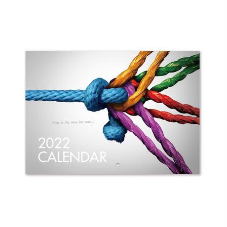 2ヶ月壁掛けカレンダー2022年  1セット(20冊)