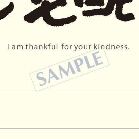 メッセージカード  出会い 感謝 お祝い ご挨拶 03-0017  1セット(10枚)