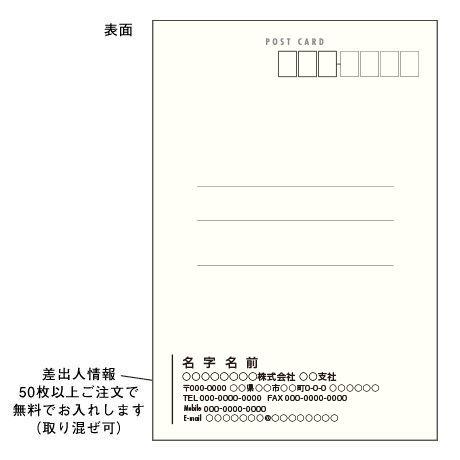 メッセージカード  バースデー  18-0836 1セット(10枚)