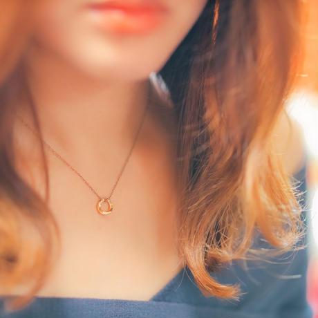 《ゴールドメッキ》ネックレス用チェーン [単品]