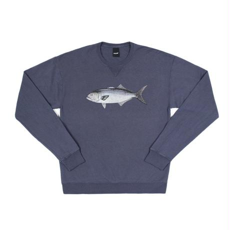 """ONLY NY"" Bluefish Crewneck (Vintage Navy)"