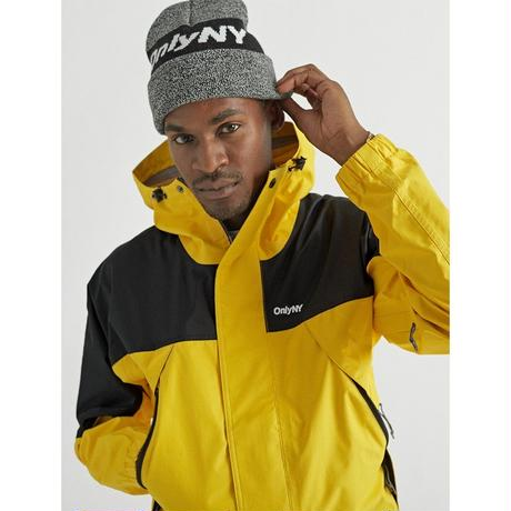 """ ONLY NY"" Waterproof Trail Jacket (Yellow)"