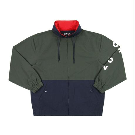 """ONLY NY"" Sailing Jacket (Regatta Green)"