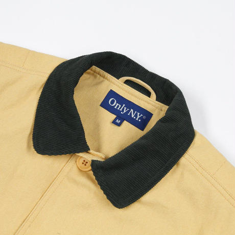 """ONLY NY"" Barn Coat (Honey)"