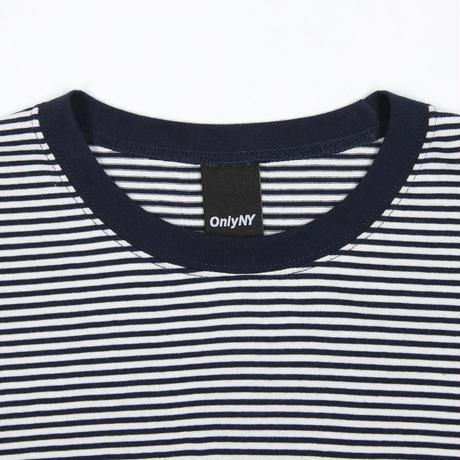 """ONLY"" Mercer Stripe Pocket T-Shirt"