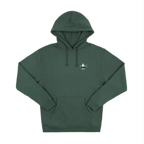 """ ONLY NY"" Winter Expedition Hoodie (Alpine Green)"