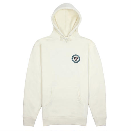 """Belief"" Run Club Hoody - Ivory"