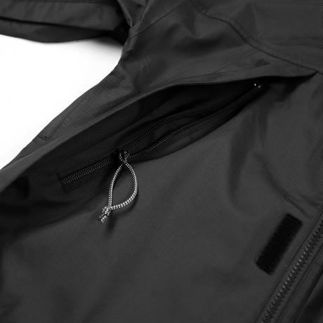 """ ONLY NY"" Waterproof Trail Jacket (Black)"