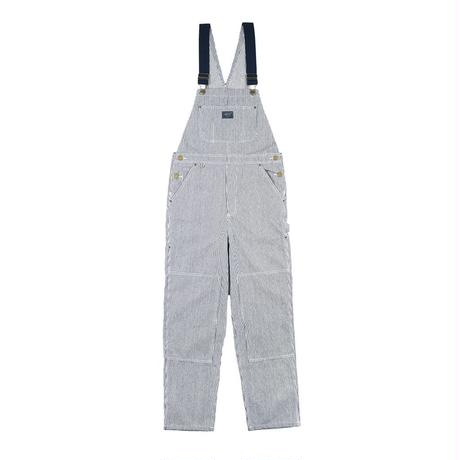 """ONLY NY"" South Street Overalls (Hickory Stripe)"