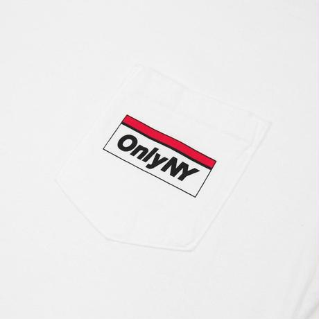 """ONLY"" Subway Logo T-Shirt"