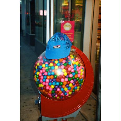 """Only NY""Subway Logo Mesh 5-Panel Hat ()"