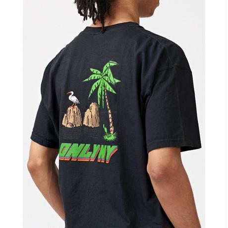 """""""ONLY NY""""Island T-Shirt(Black)"""