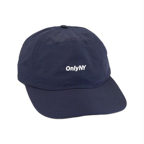 """ONLY NY"" Nylon Tech Polo Hat (Navy)"
