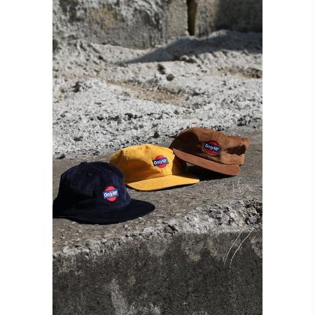 """ONLY NY"" Corduroy Service Polo Hat (Dijon)"