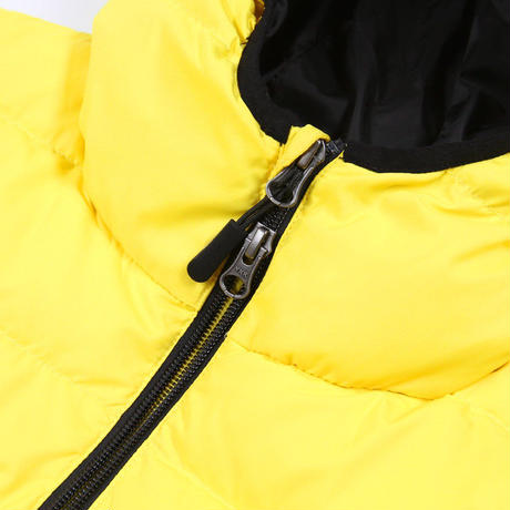 """ONLY NY"" Summit Down Jacket (Alpine Yellow)"