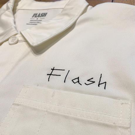 """""""FLASH"""" Spiderweb Jacket (White)"""