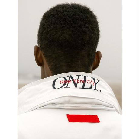 """ONLY NY"" Sailing Jacket (Sail White)"