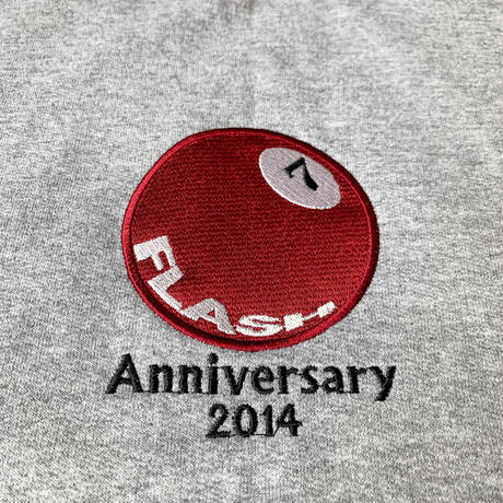 """FLASH"" 7th Anniversary Sweatshirt (Gray)"