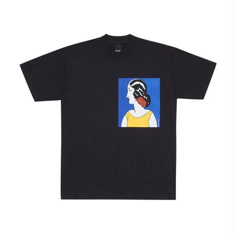 """""""Only NY""""Deco Lady T-Shirt (Vintage Black)"""