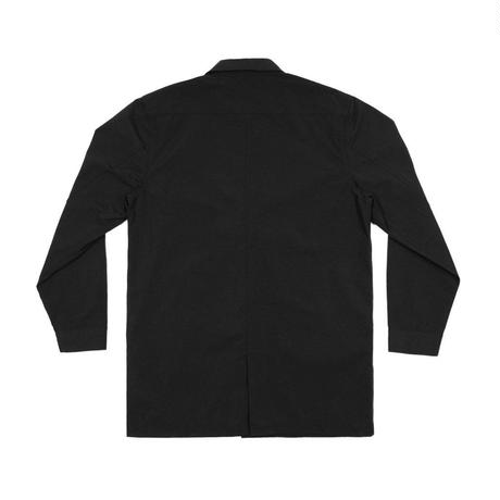 """ONLY NY"" Crosby Street Trench Coat (Black)"