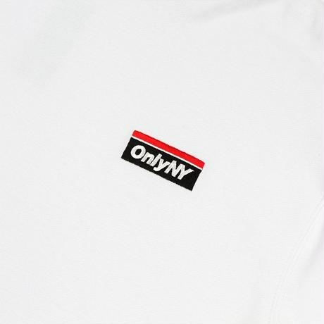 """ONLY NY"" Subway Logo Hoody (White)"