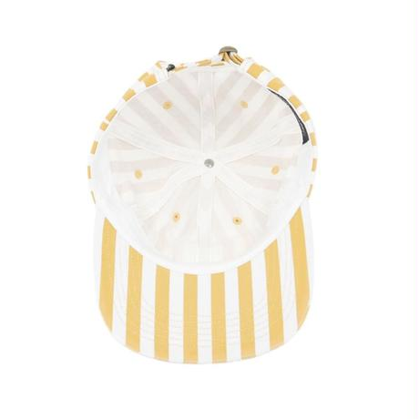 """""""ONLY"""" Nautical Striped Polo Hat"""