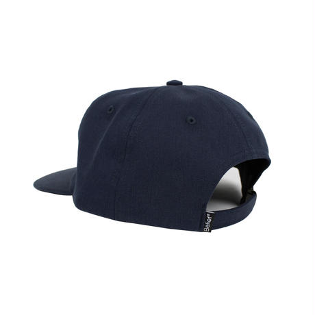 """Belief"" Queens 6 Panel - Navy"
