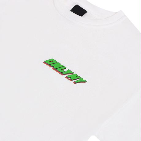 """ONLY NY""Island T-Shirt( White)"