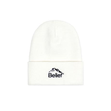 """""""Belief"""" Summit Beanie - Natural"""