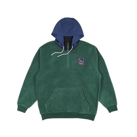 """""""ONLY NY"""" Outdoor Gear Fleece Pullover (Hunter Green)"""