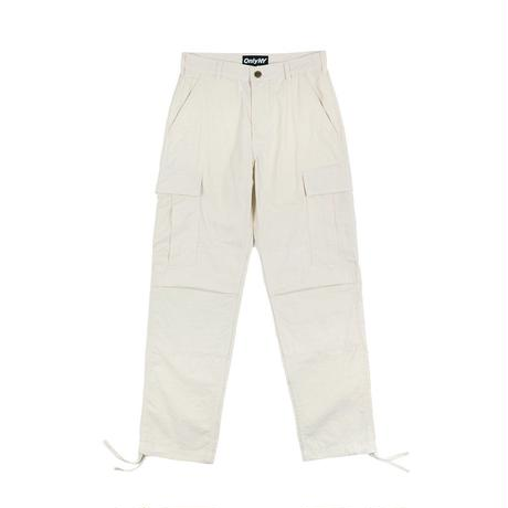 """ONLY NY"" Bruckner Ripstop Cargo Pants (Natural)"