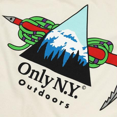 """ ONLY NY"" Winter Expedition L/S T-Shirt (Natural)"