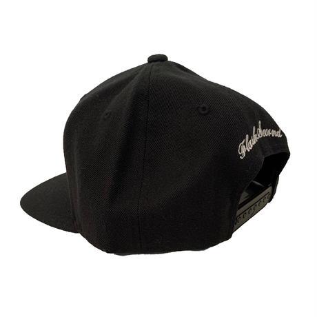 """FLASH"" Fs Logo 6Panel Cap (Black)"