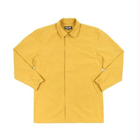 """ONLY NY"" Crosby Street Trench Coat (Transit Yellow)"