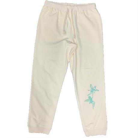"""FLASH"" Fairy Sweat Pants (Natural)"