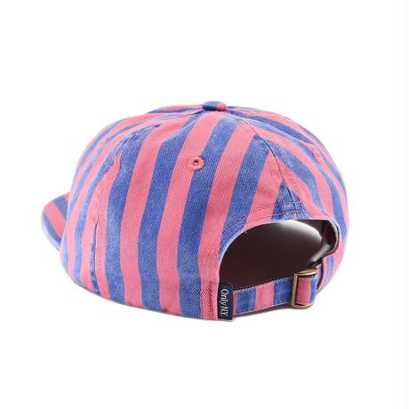 """ONLY"" Nautical Striped Polo Hat"