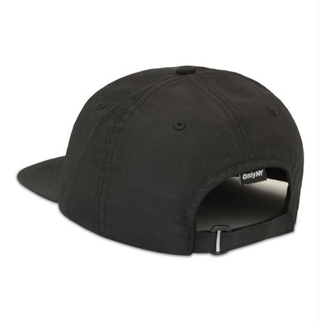 """ONLY NY""Court Logo Polo Hat(Black)"