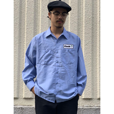 """FLASH"" Work Shirt"