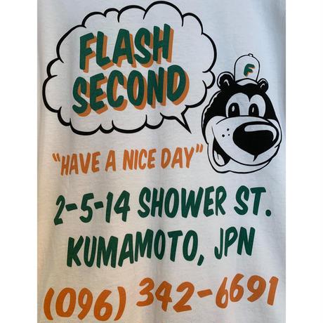 """FLASH""  Address LSTee (White)"