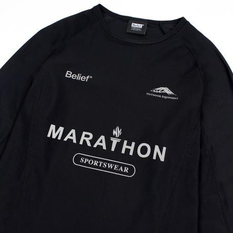 Marathon Mesh Jersey - Black