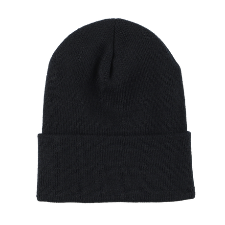 K'rooklyn × 上岡 拓也 Collaboration Knit Cap (Black)