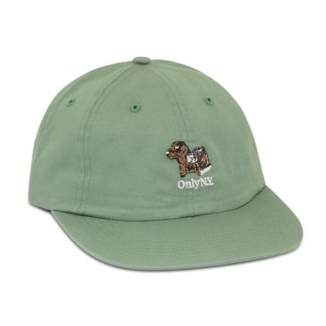 """ONLY NY""P.E. Polo Hat(Laurel Green)"
