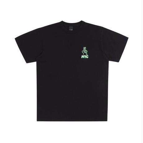 """""""Only NY""""Peace NYC T-Shirt (Black)"""