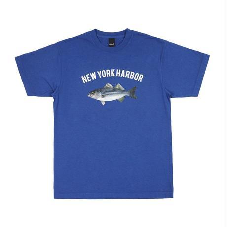"""ONLY NY"" New York Harbor T-Shirt (Seaport Blue)"