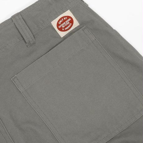 """ONLY NY"" Canvas Fatigue Pants (Olive Drab)"