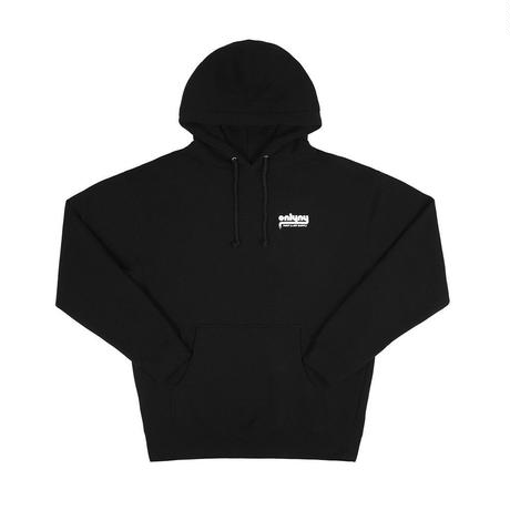 """"""" ONLY NY"""" Paint and Supply Hoodie (Black)"""