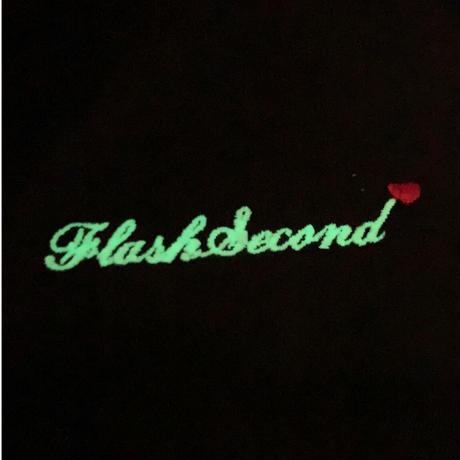 """FLASH"" Heavy Ounce Hoodie (Charcoal)"