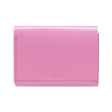 dunn 3wings wallet  DTW06 チェリーピンク