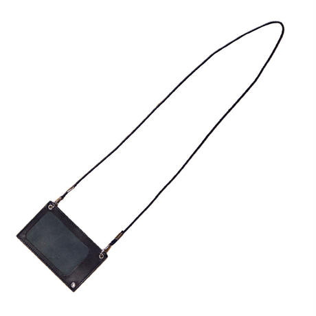 dunn ID holder DID01 ブルーブラック