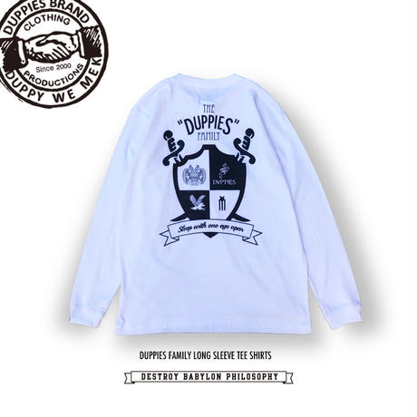 Duppies Family  Long Sleeve Tee Shirts
